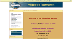Preview of 1120826.toastmastersclubs.org