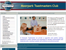 Tablet Preview of 1038927.toastmastersclubs.org